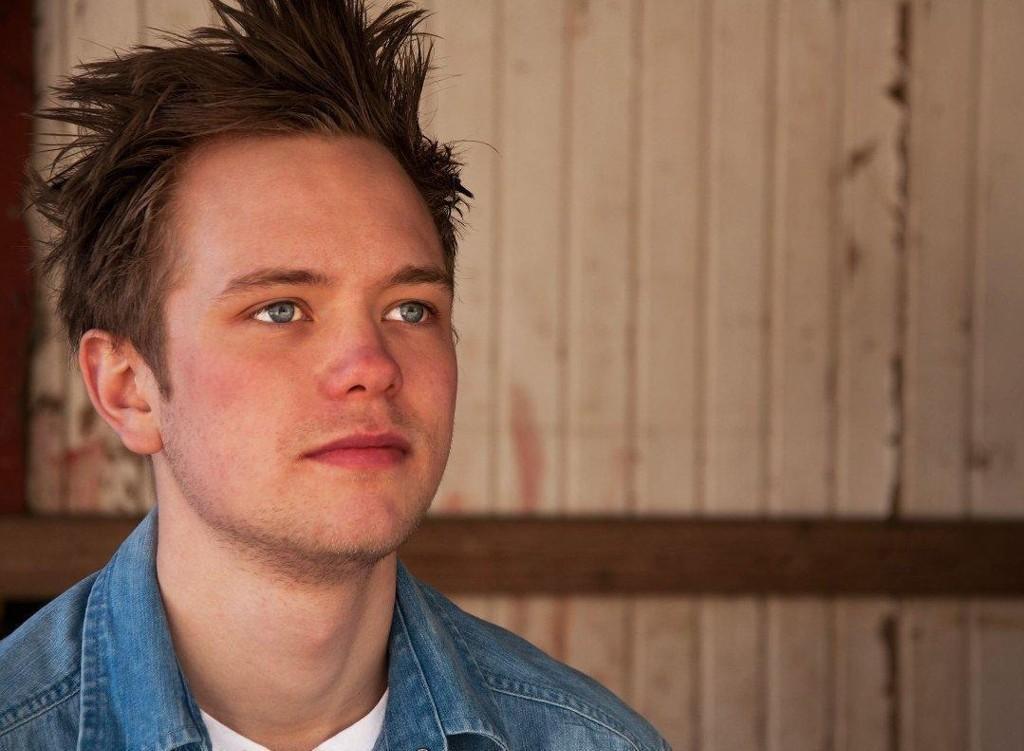 SØKER JOBB: Truls Espen Knutsen la ut en melding på Facebook der han fortalte at han sliter med å få seg jobb. Nå er innlegget delt over 2000 ganger på under et døgn.