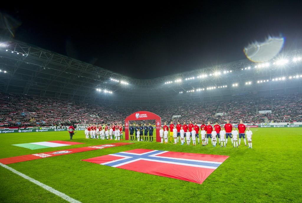 NYE MULIGHETER: Med det nye ligasystemet «UEFA Nations League», også kjent som nasjonsligaen, i europeisk landslagsfotball, kan lavt seedede nasjoner få enda bedre muligheter til å kvalifisere oss til kommende mesterskap.