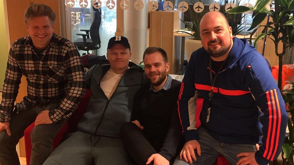 NY PODCAST: John Arne Riise er gjest i lørdagens Toppfotball-podcast.