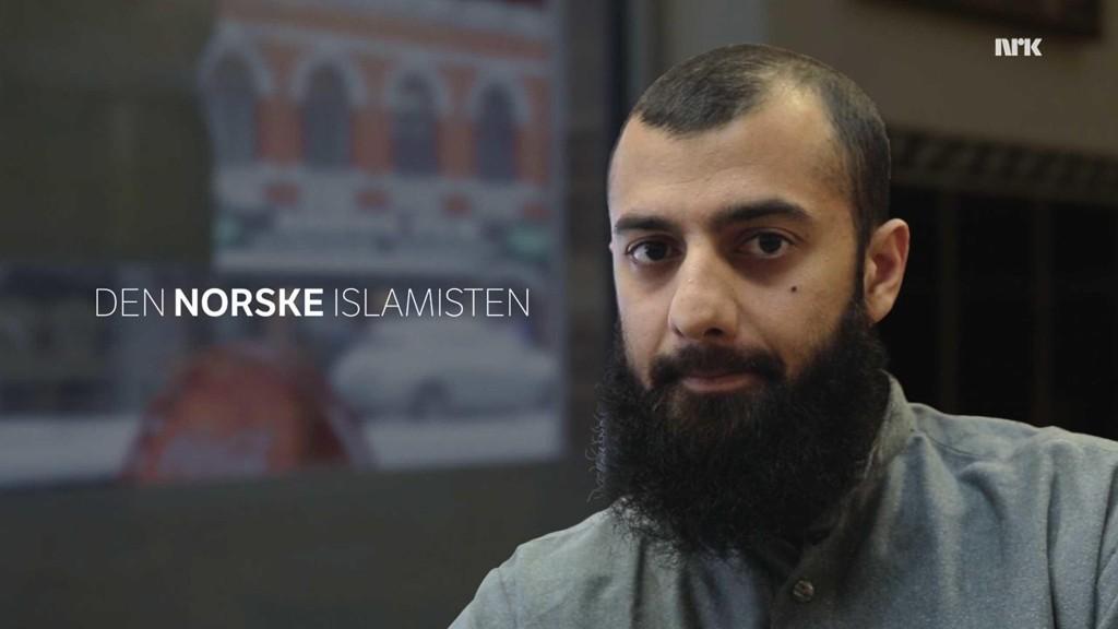 I tre år har filmskaperne fulgt islamisten Ubaydullah Hussain. Programmet blir sendt om igjen på NRK Brennpunkt på fredag formiddag, og det finnes på nett-tv.