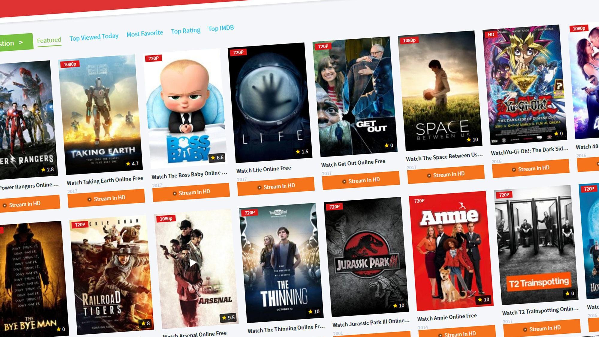 En rekke nettsider tilbyr filmer og TV-serier via streaming. Frem til nå har det ikke vært straffbart - men nå endres det.