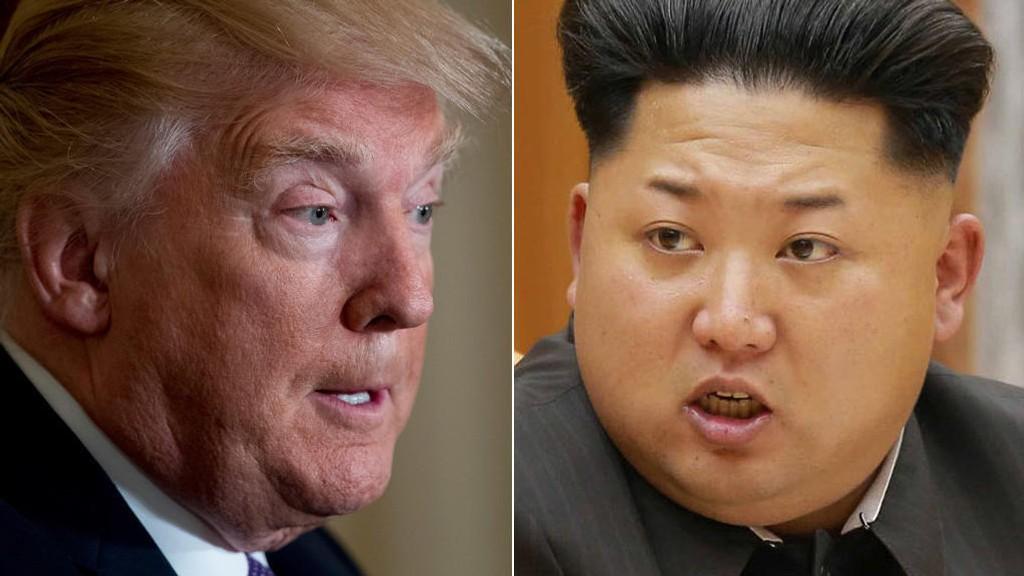 Russiske medier mener verden er en hårsbredd unna atomkrig, og at krig kan bryte ut som følge av en konfrontasjon mellom to personligheter – Donald Trump og Kim Jong-un.