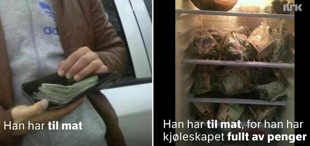 NRK Brennpunkt-dokumentaren Lykkelandet om tigging og organisert kriminalitet blant annet i Bergen har fått mange til å reagere.