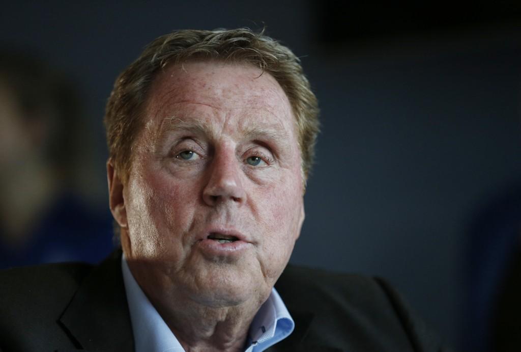 NY JOBB: Harry Redknapp håper å berge Birmingham fra nedrykk.