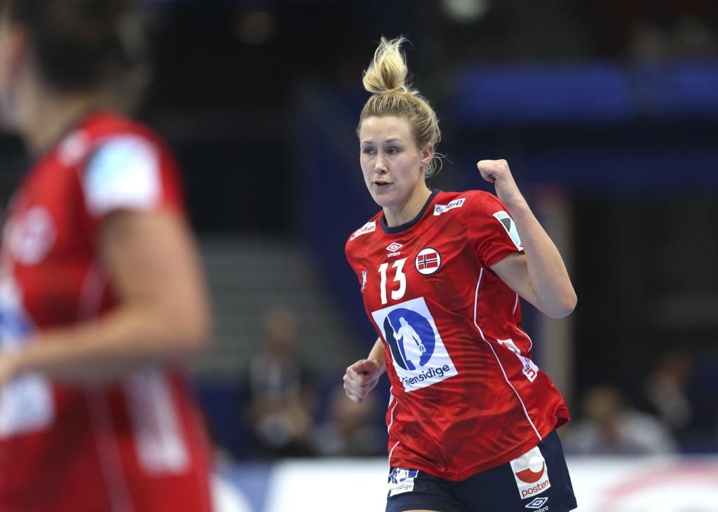 GIR SEG PÅ LANDSLAGET: Marit Malm Frafjord.