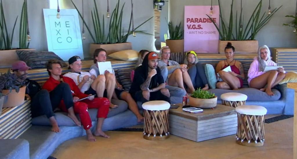 Paradise Hotel vgs på Mexico.