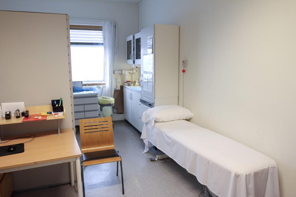 Overgrepsmottaket på Oslo legevakt. Overgrepsmottakene opplever at flere tar kontakt enn noensinne.