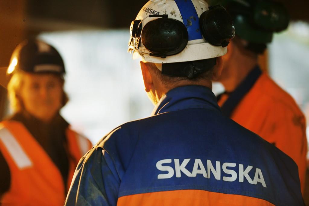 NEDBEMANNER: Torsdag fikk de ansatte i Skanskas avdelingskontor i Stavanger beskjed om at 40-45 av de rundt 80 ansatte vil miste jobben sin i løpet av året. Illustrasjonsfoto: Skanska
