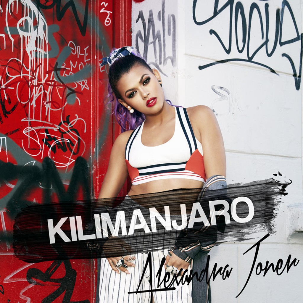 Alexandra Joner har akkurat sluppet låten «Kilimanjaro».