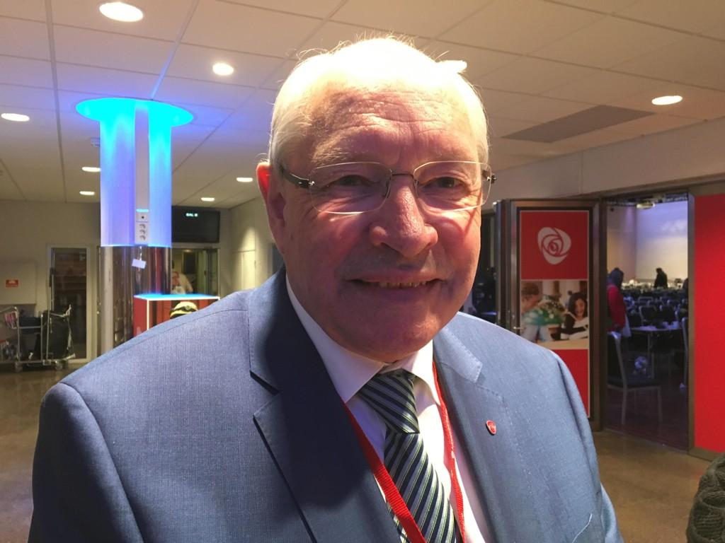 MER SKATT: Stortingsrepresentant Martin Kolberg (Ap) mener skattene må mer opp enn det landsmøtet til Arbeiderpartiet vedtar lørdag.