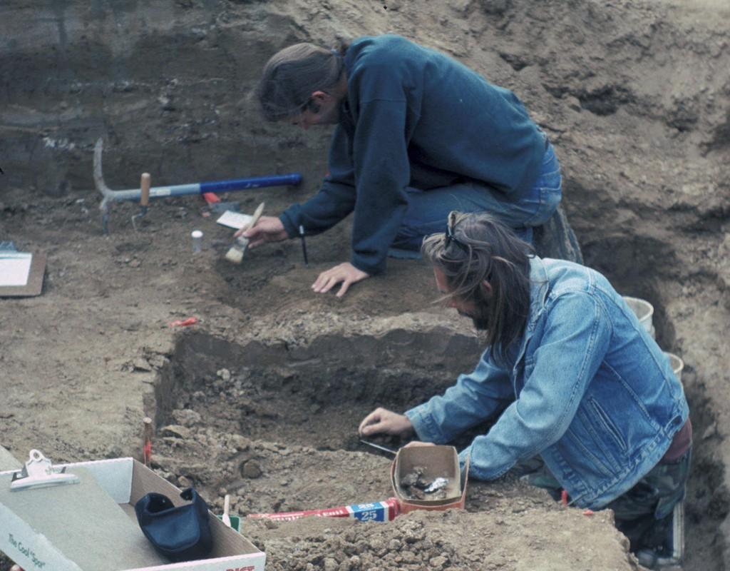 130.000 ÅR: Amerikanske forskere har gjort en grundig undersøkelse av mastodonten, som i sin tid ble funnet sør i California. Tester viser at dyret er rundt 130.000 år gammelt.