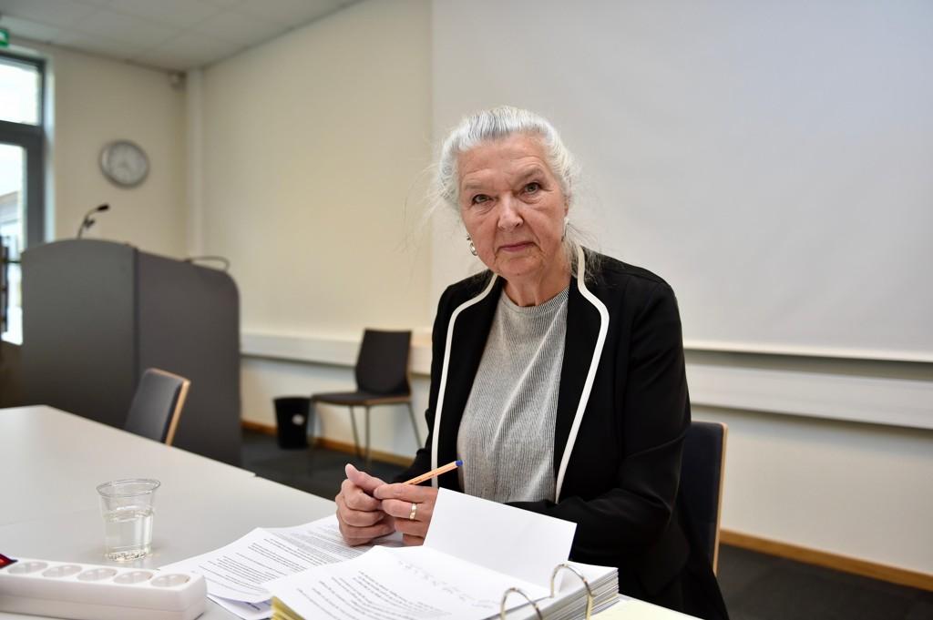 IKKE ENIG: Styreleder i Helse Sør-Øst Ann-Kristin Olsen mener de ikke har sløst med skattebetalernes penger selv om det nye røntgensystemet er over tre år bak skjema.
