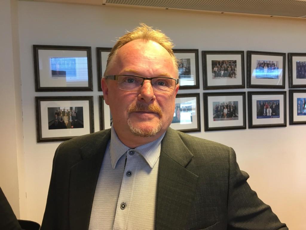 ADVARER: Frp-nestleder og fiskeriminister Per Sandberg frykter konsekvensene dersom Norge får en Arbeiderparti-ledet regjering.