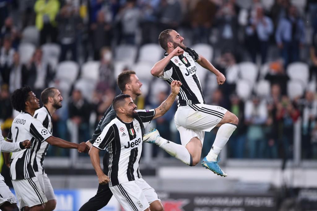 TREBLE-JAKT: Juventus har i praksis sikret Serie A-tittelen, spiller Champions League-finale 3. juni og møter Lazio til cupfinale.