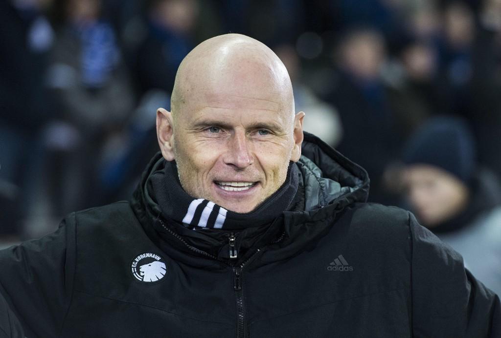 SERIEMESTER: Ståle Solbakken og hans FC København er dansk seriemester igjen.