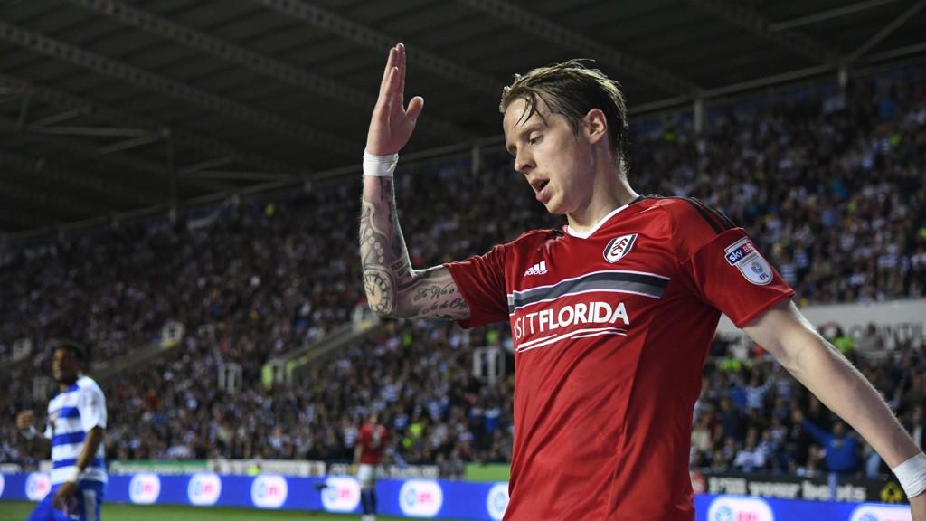 NEDTUR: Stefan Johansens drøm om å rykke opp til Premier League ble knust tirsdag kveld.