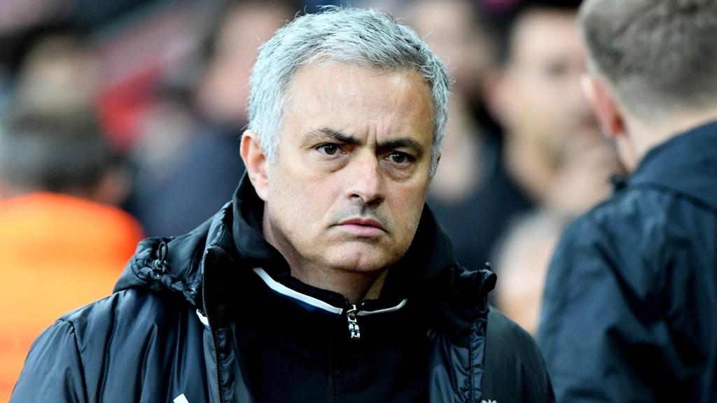 UAVGJORT: Det har blitt mange poengdelinger på Jose Mourinho og Manchester United denne sesongen.