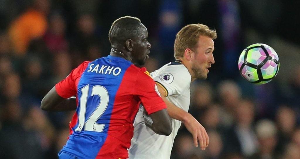 UTLÅNT: Mamadou Sakho har tilbragt vårsesongen på lån hos Crystal Palace.
