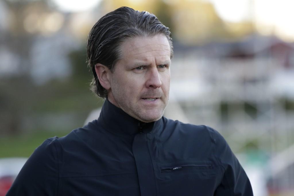 AIK-TRENER: Tidligere Brann-trener Rikard Norling er nå sjef for AIK.