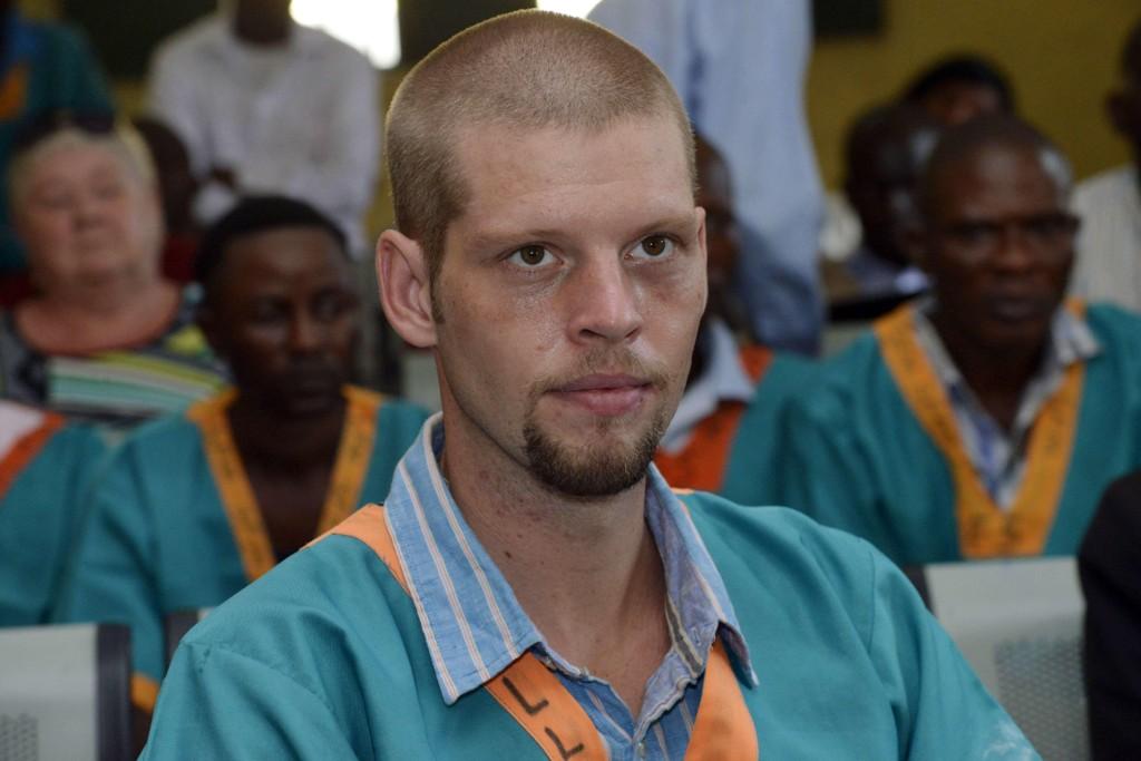 REKORDTID: UDs spesialutsending Arild Øyen klarte på rekordtid å sikre landingstillatelse i Kongo for flyet som skulle hente Joshua French hjem til Norge.