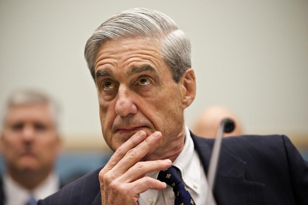 DEN NYE SJEFEN: Robert Mueller overtar ansvaret for FBI-etterforskningen av Russlands innblanding i presidentvalget og hvorvidt president Donald Trump eller andre i hans stab var involvert i dette.