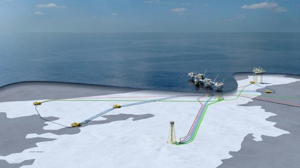 ELEFANT: Johan Sverdrup-feltet er blant de fem største oljefeltene på norsk sokkel. Med forventede ressurser på 1,9–3,0 milliarder fat olje vil feltet være et av de viktigste industriprosjektene i Norge de neste 50 årene, ifølge Statoil.