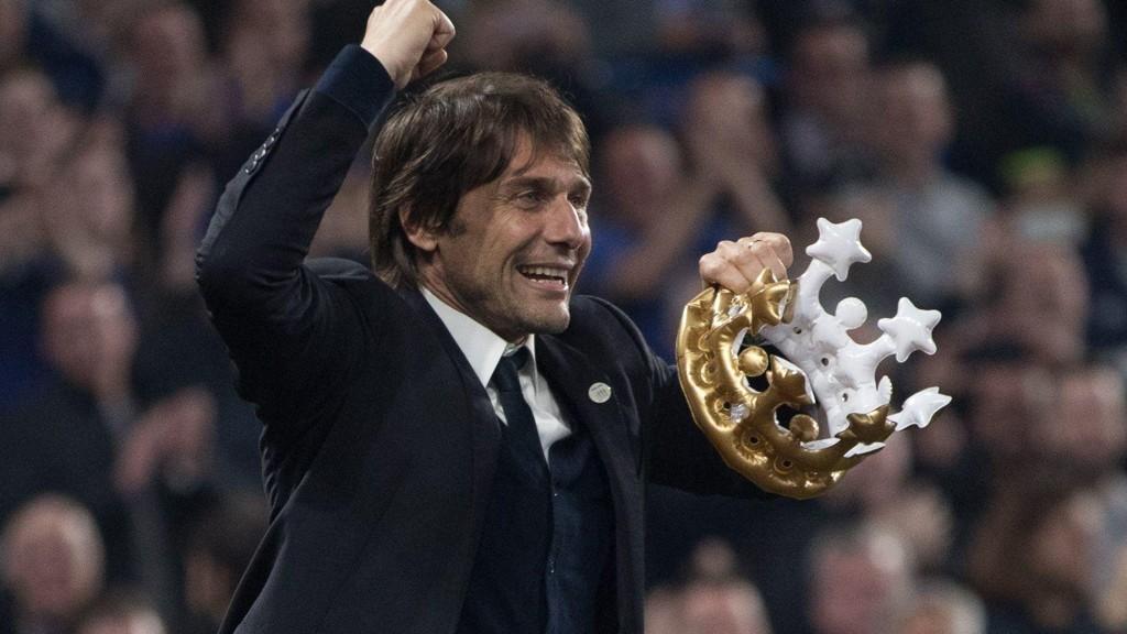 SKAL HANDLE: Ryktene vil ha det til at Chelseas Antonio Conte skal bruke store penger i sommer.