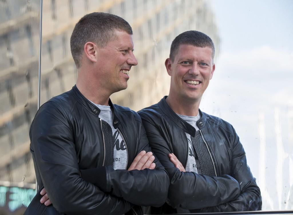 TAR FARVEL: Jan Fredrik Karlsen tar farvel med MGP, som han har frontet siden 2015.