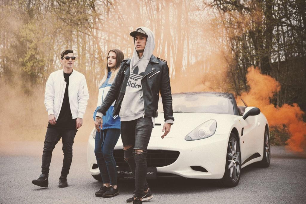 Aksel og Hef er aktuelle med den nye låten «Skjulested».