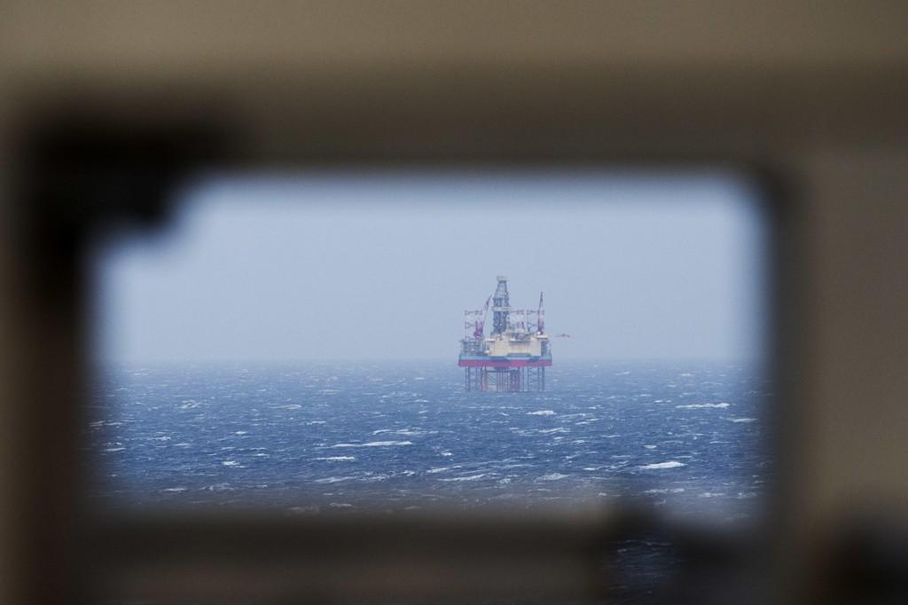 GODE TALL: Produksjonen av olje er høyere enn ventet, viser foreløige tall.