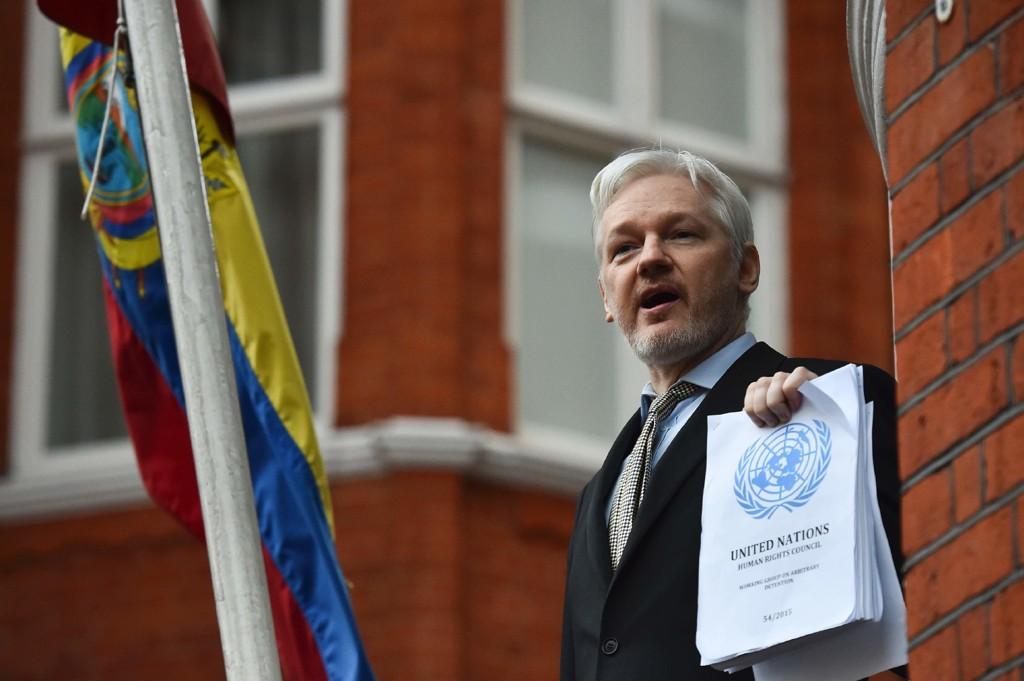 TREKKER ARRESTORDRE: Sverige snur i saken mot Julian Assange.