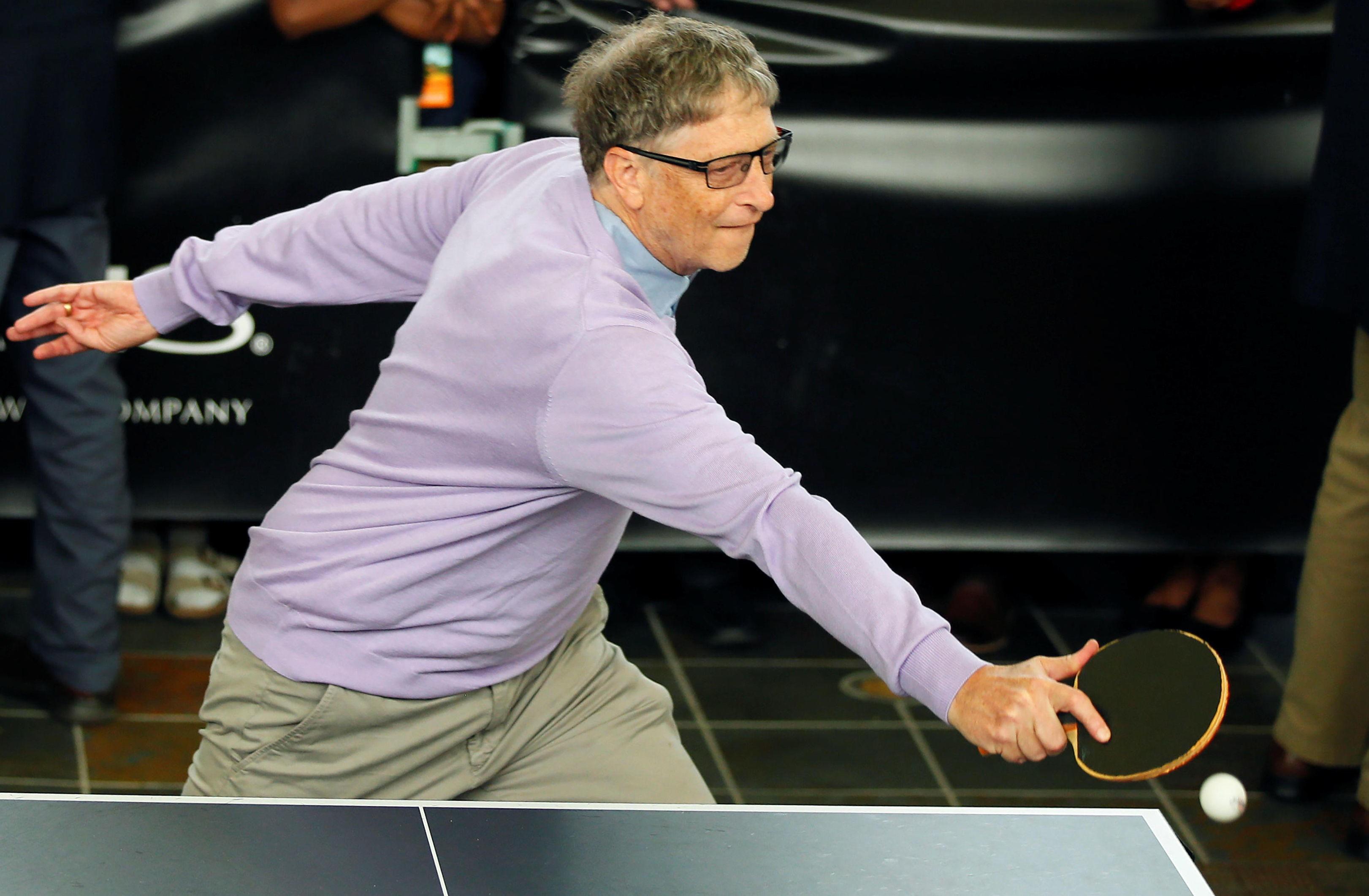 Microsoft-grunnlegger Bill Gates har blitt styrtrik, men har ikke alltid vært helt på ballen.