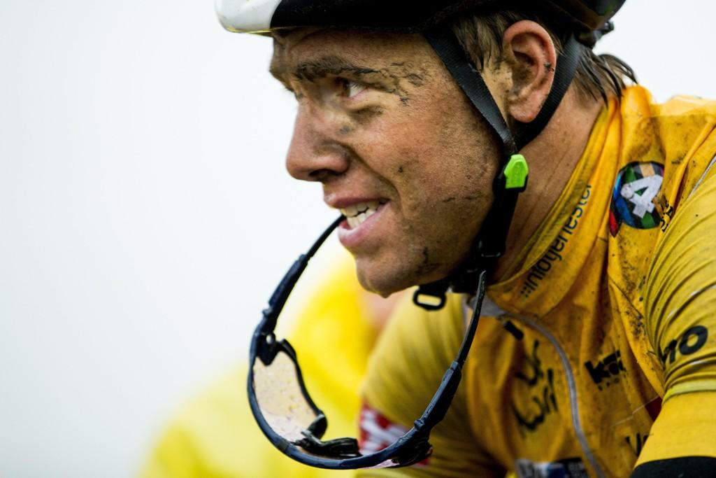 MISTET LEDERTRØYA: Edvald Boasson mistet ledertrøya på fredagens etappe i Tour of Norway.