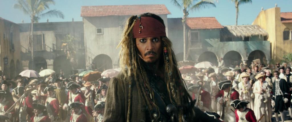 Johnny Depp er tilbake som Jack Sparrow - med to norske regissører ved roret.
