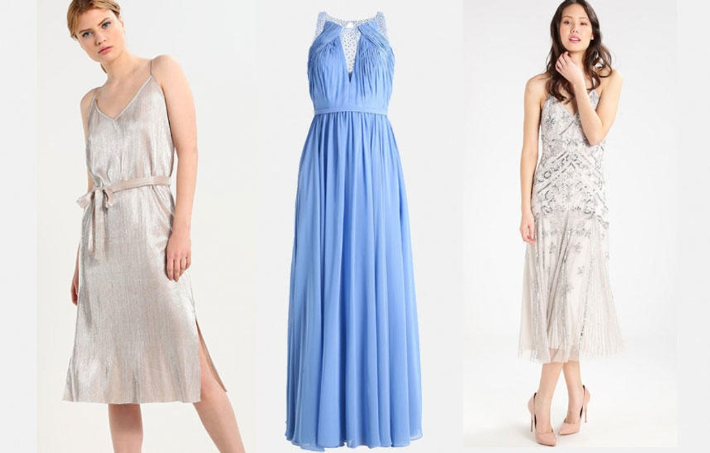 lange blomstrete kjoler