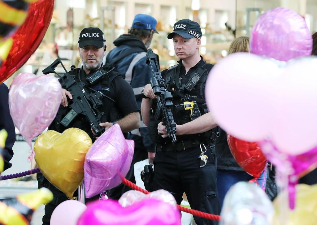 væpnet politiaksjon årnes