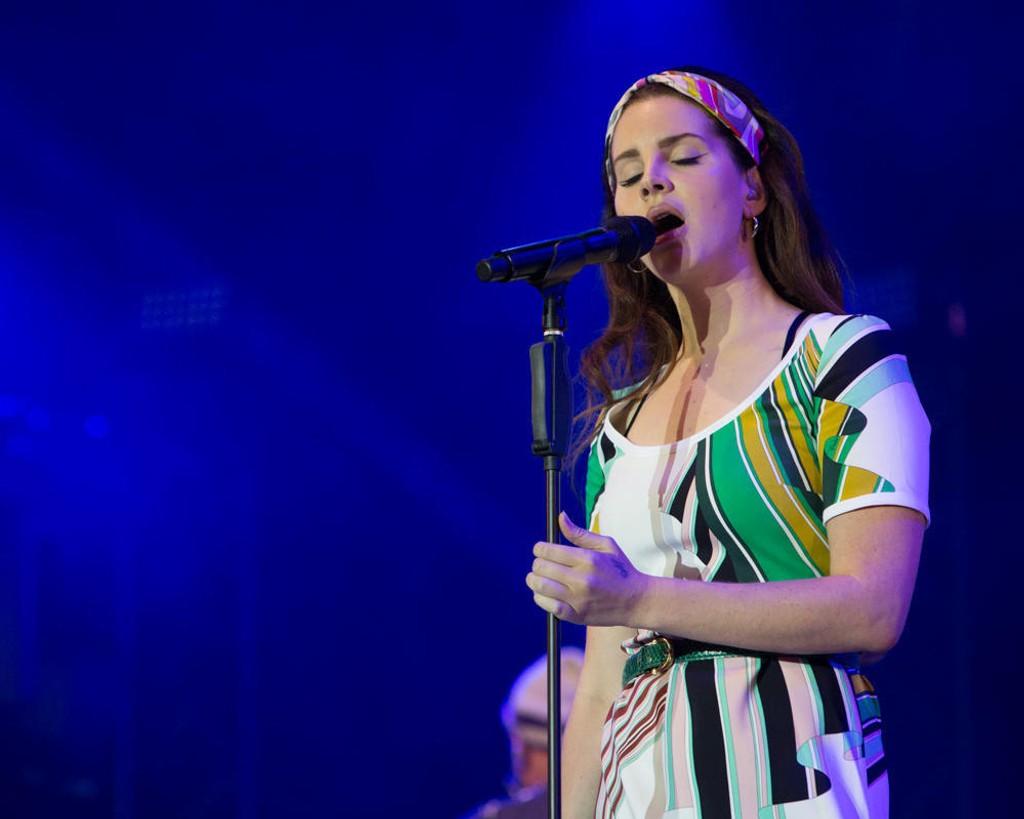 Lana Del Ray er booket til Øyafestivalen i Oslo.