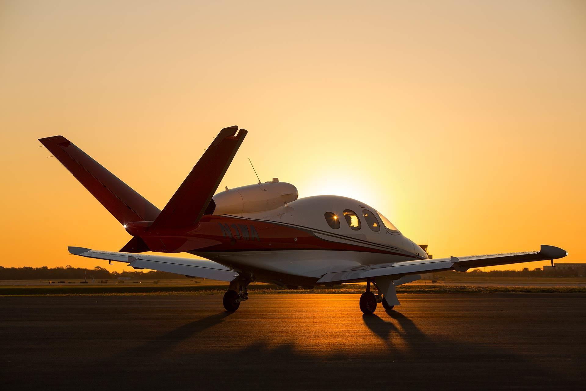 Med en pris på under 2 millioner dollar, er Cirrus Visions Jet det billigste jetflyet du kan kjøpe.