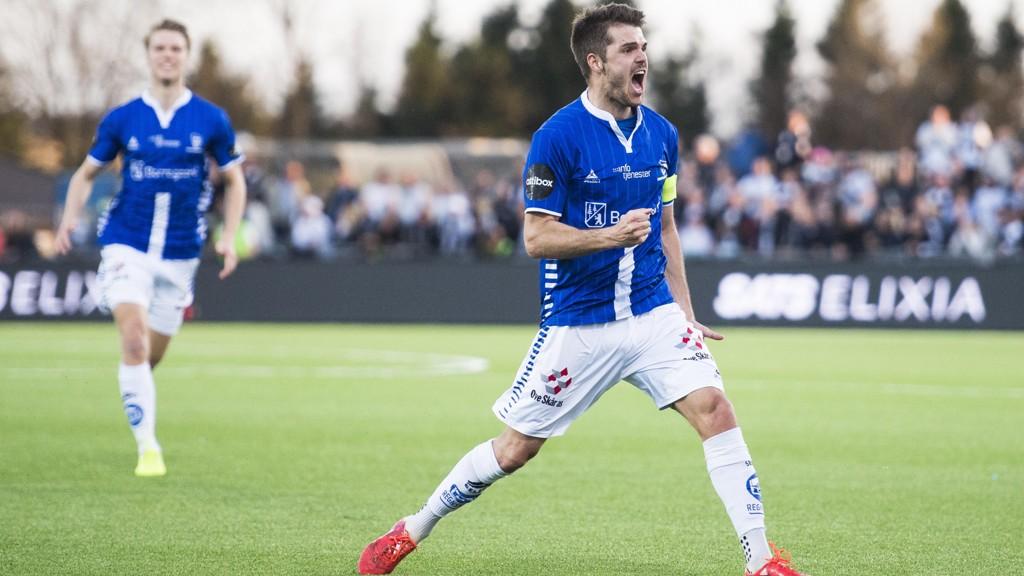 Sarpsborg 08s kaptein Joachim Thomassen er tilbake etter karantene til hjemmekampen mot Molde søndag kveld.