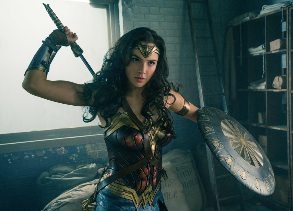 PERFEKT MATCH: Gal Gadot er perfekt som Wonder Woman.
