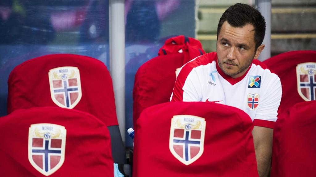 MOT NORGE?: Even Hovland utelukker ikke en overgang tilbake til Norge.