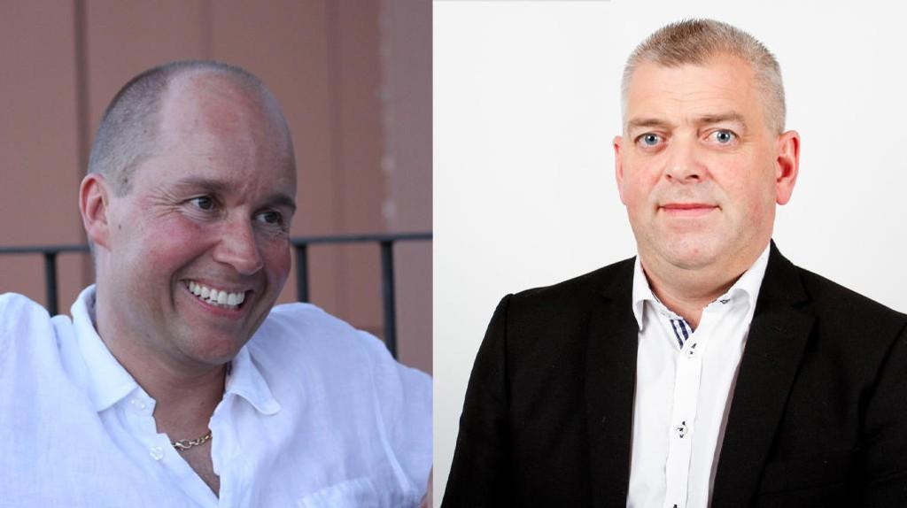 Travekspertene Rolf Lerum (til venstre) og Kurt Leirvåg serverer daglige tips til Nettavisens lesere.