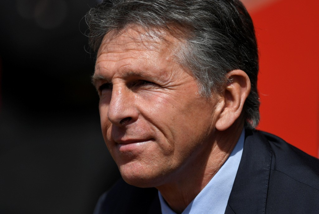 FERDIG I SOUTHAMPTON: Claude Puel skal ikke lede Southampton fra sidelinjen neste sesong.