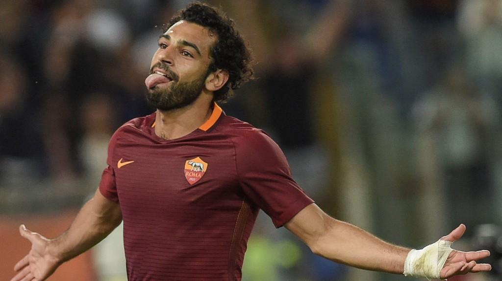 TIL LIVERPOOL?: Mohamed Salah.