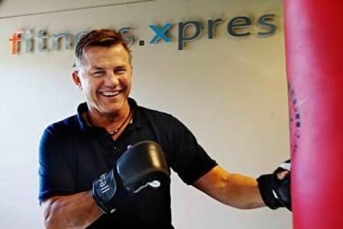 EIER: Hasse Hoftvedt startet Fitness Xpress og var først ute med jenteavdeling på senteret.