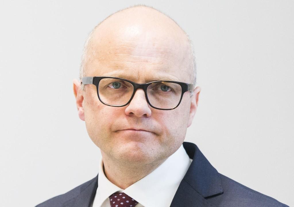 LEGGER FRAM KLIMAPOLITIKK: Klima- og miljøminister Vidar Helgesen (H) legger fredag fram en stortingsmelding om regjeringens klimapolitikk.