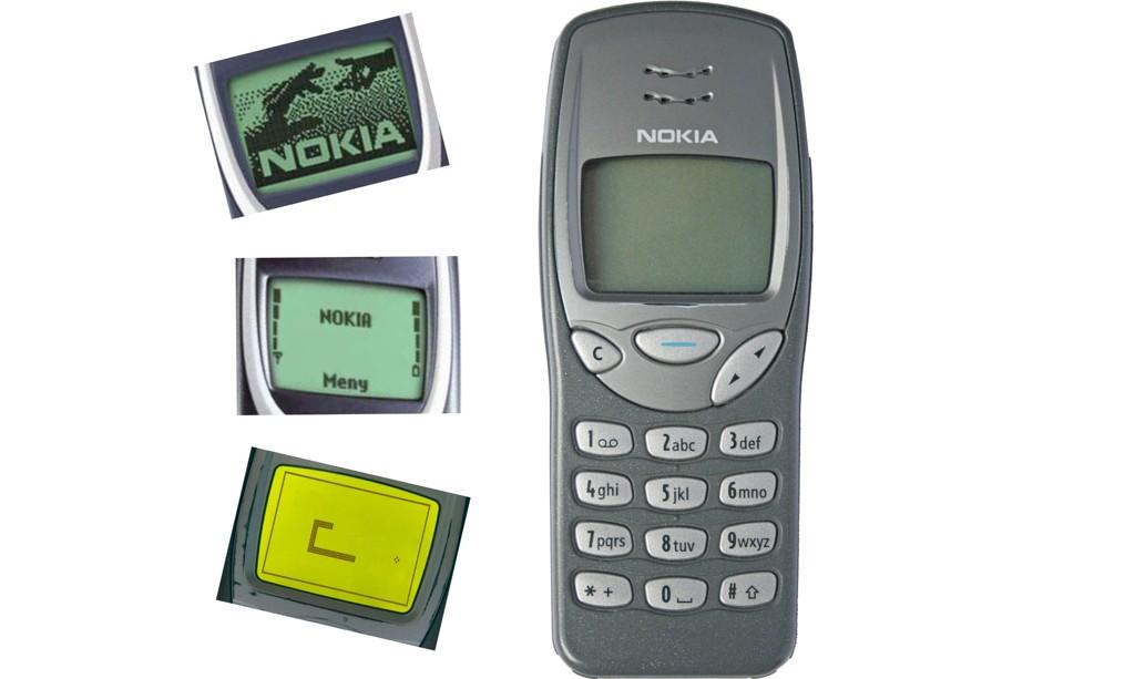 Nokia 3210 var en slager - men vi savner den vel ærlig talt ikke noe særlig?