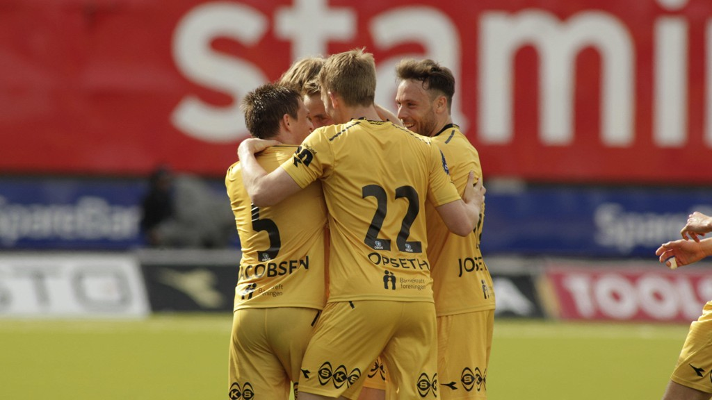 VANT: Bodø/Glimt slo Arendal.