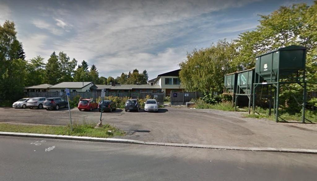 Voldsløkka barnehage for hørselshemmede barn i Uelands gate 78.