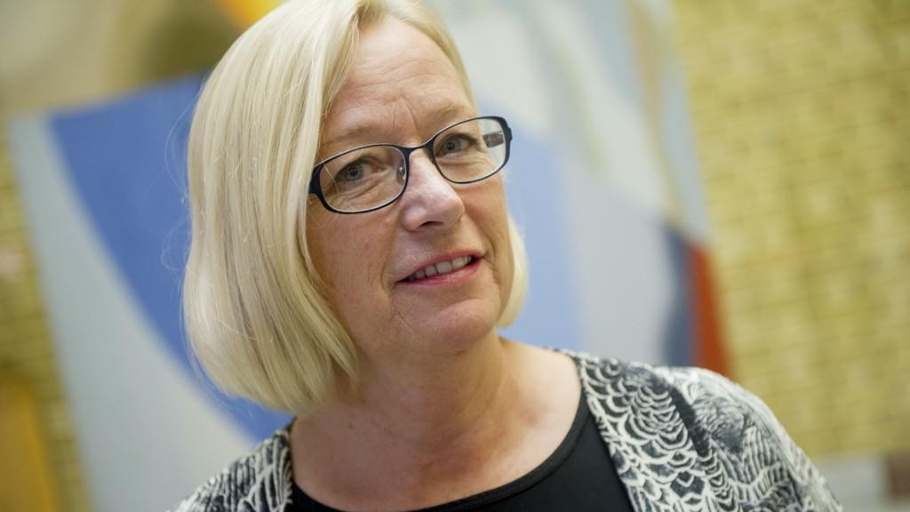 Marit Arnstad (Sp): - Jeg synes dette er et sært valgkampstunt, men de har vel kanskje vært litt desperate i sakens anledning.